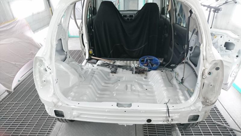 Dさま事故車修理